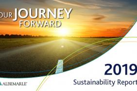 Albemarle Publishes Enhanced Annual Sustainability Report  'Our Journey Forward' Image