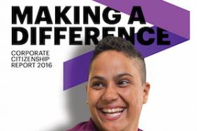 Making a Difference: Accenture's 2016 Corporate Citizenship Report Features Progress on Skills Training, Sustainability and Closing the Gender Gap Image