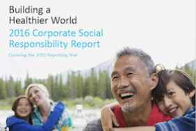 Aetna Releases 2016 Corporate Social Responsibility Report Image