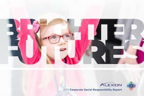 Alexion Highlights Brighter Futures in 2019 CSR Report Image