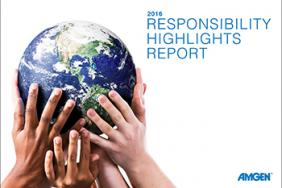 Amgen Launches 2016 Responsibility Highlights Report Image