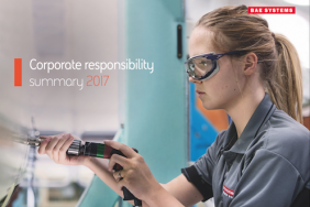 BAE Systems Publishes 2017 Annual Report and Corporate Responsibility Summary Image