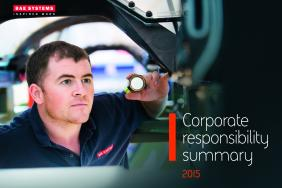 BAE Systems Publishes 2015 Annual Report and CR Summary Image