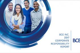 BCE Publishes 25th Corporate Responsibility Report Image
