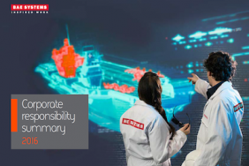 BAE Systems Publishes 2016 Annual Report and CR Summary Image