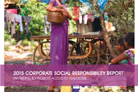 Sanofi Releases its New Corporate Social Responsibility Report Image