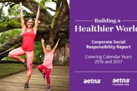 Aetna Releases 2016-2017 Corporate Social Responsibility Report Image