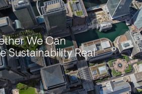 Canary Wharf Group Commits to Ambitious Science Based Targets in Its Latest 2020 Sustainability Report, 'Together We Can' Image