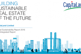 CapitaLand Limited Publishes Integrated Global Sustainability Report 2016 Image
