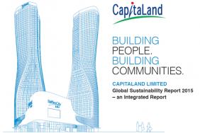 CapitaLand Limited Publishes Integrated Global Sustainability Report 2015 Image
