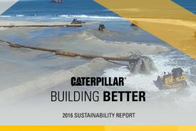 Caterpillar Highlights Company's Focus on Building Better and Making Sustainable Progress Possible Around the World Image