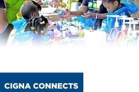 Cigna Releases Fourth Annual Cigna Connects Corporate Responsibility Report Image
