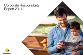 Commonwealth Bank of Australia Publishes Its 2017 Corporate Responsibility Report Image
