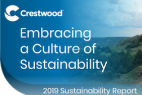 Crestwood Advances Its ESG Commitment and Sustainability Strategy With the Publication of its 2019 Sustainability Report Image