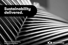DXC Technology Announces New Global Environmental Targets in 2019 Corporate Responsibility and Sustainability Report  Image
