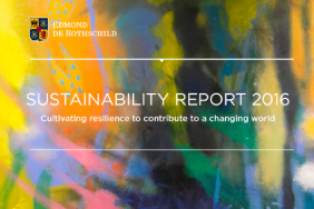 Edmond de Rothschild Group Publishes Its 2016 Sustainability Report Image