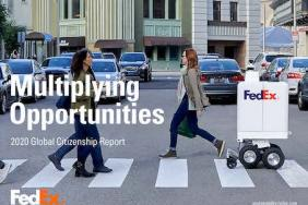 FedEx Releases 2020 Global Citizenship Report Image