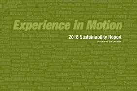 Flowserve Announces Availability of 2016 Sustainability Report: Company Celebrates Record-Setting Sustainability Metrics for 3rd Consecutive Year Image