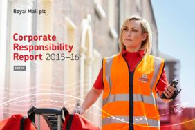 Royal Mail Group Publishes Its 2015-16 Corporate Responsibility Report Image