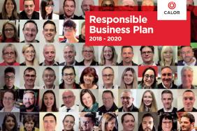Calor Gas Launches Its Responsible Business Plan for 2018 - 2020 Image