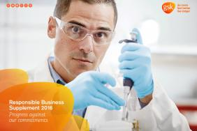 GSK Publishes Annual Report and Responsible Business Supplement 2016 Image