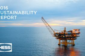 Hess Corporation's 2016 Sustainability Report Shows Continued Progress in Safe, Responsible Business Practices Image