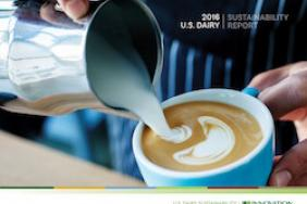 U.S. Dairy Community Releases Sixth Sustainability Report Image