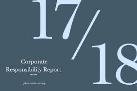 John Lewis Partnership Corporate Responsibility Report 2017/18 Image