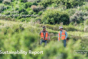 Kinross Releases 2019 Sustainability Report Image