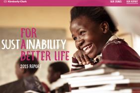 Kimberly-Clark Corporation Unveils New Sustainability Strategy and Goals Image