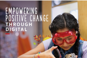 Liberty Global Committed to Empowering Positive Change Through Digital Image