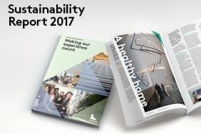 Landsec Publishes 2017 Sustainability Report Image