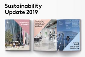 Landsec Publishes 2019 Sustainability Update Image