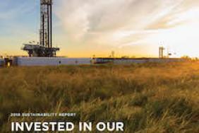 Marathon Oil 2018 Sustainability Report Includes Enhanced Environmental Disclosures Image