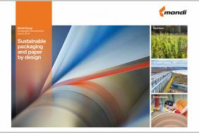 Mondi Launches 2018 Report: Sustainable Packaging & Paper by Design Image