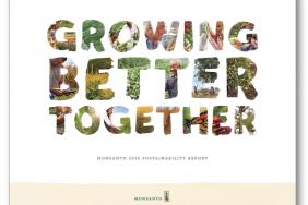 Monsanto 2016 Sustainability Report Marks Substantial Progress Against Goals Image