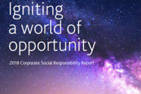 Igniting a World of Opportunity: Moody's Details Global CSR Accomplishments Image