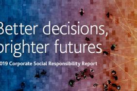Moody's CSR Report Highlights 2019 Milestones, COVID-19 Efforts Image