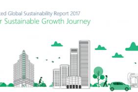 CapitaLand Group Publishes Integrated Global Sustainability Report 2017 Image