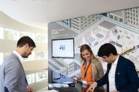 STMicroelectronics publishes its 21st Sustainability Report Image