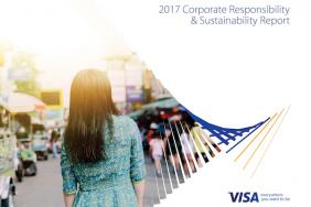 Visa Announces Progress in Latest Corporate Responsibility and Sustainability Report Image