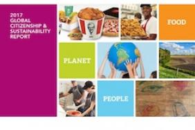 Yum! Brands Launches 2017 Global Citizenship & Sustainability Report Outlining Its Recipe for Good Image