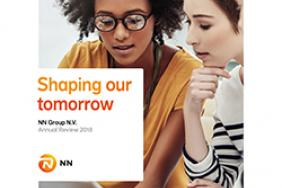 NN Group Annual Report: Shaping Our Tomorrow Image