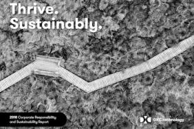 DXC Technology Embraces Sustainability Innovations in Its First Year Image