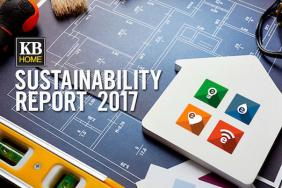 KB Home Publishes Industry-Leading 11th Annual Sustainability Report Image
