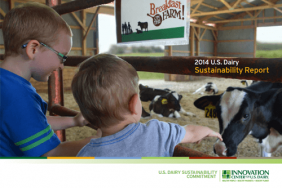 U.S. Dairy Industry Plays a Leading Role to Build a More Resilient, Sustainable Food System Image