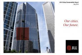 2014 Global Sustainability Report Image