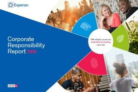 Experian Demonstrates How It is Creating Shared Value in its 2016 Corporate Responsibility Report Image