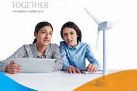SABIC Has Recently Launched Its 2016 Sustainability Report, Transforming Together Image