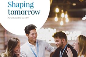 Pearson Announces Progress Towards 2020 Sustainability Plan Image